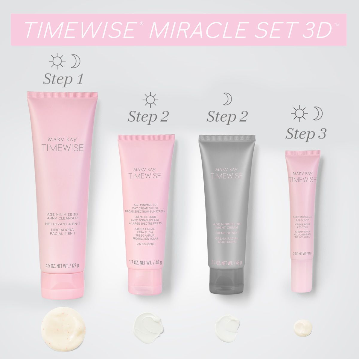 After 18 Years Mary Kay Is Introducing The New Timewise Miracle Set 3d If You Would Like To Know Mary Kay Cosmetics Mary Kay Marketing Mary Kay Miracle Set