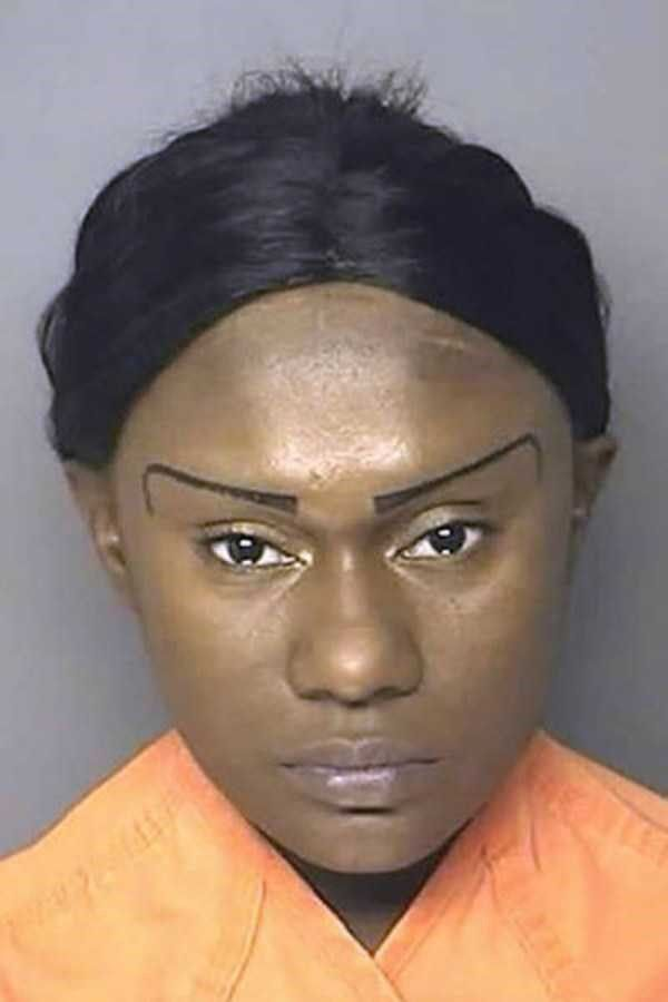 30 Of The Worst Mugshot Haircut Fails Youll Ever See Fails