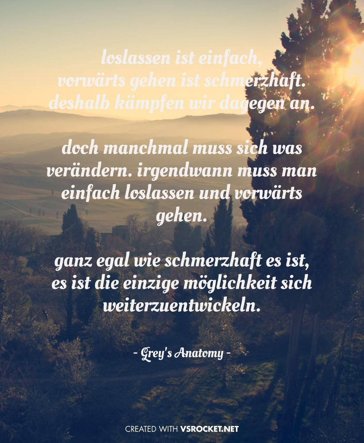 Veränderung Visualstatement Quote Leben Quotes German