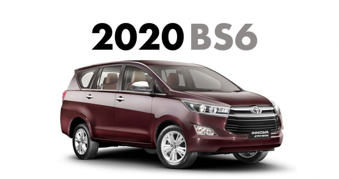 2020 Toyota Innova Crysta Colors Bs6 Toyota Innova Toyota Super White