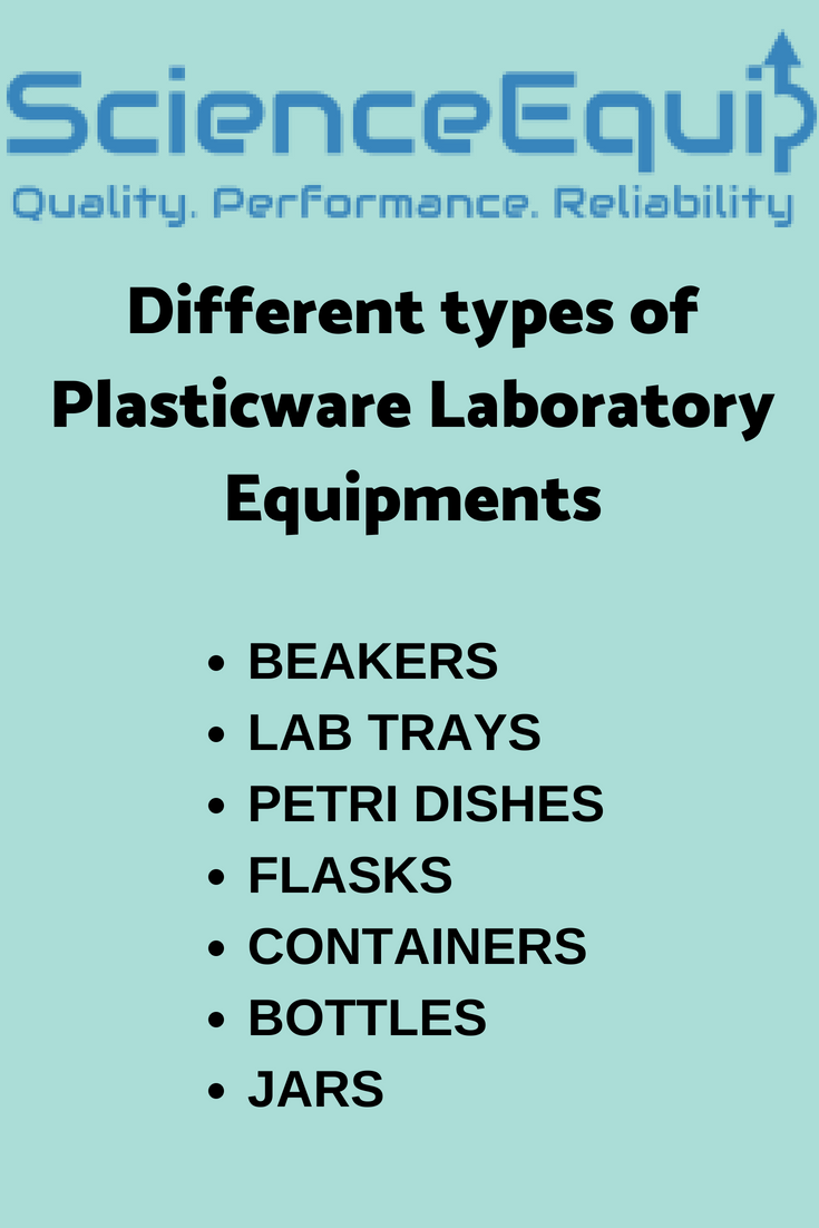 Here S A List Of The Different Types Of Plasticware Laboratory Equipments That Can Used Plastic Ware Online Science Science Equipment