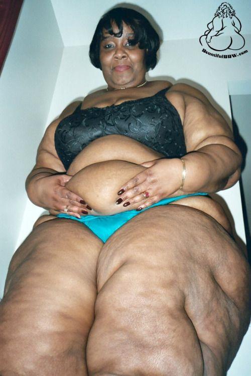 Ebony bbw mother