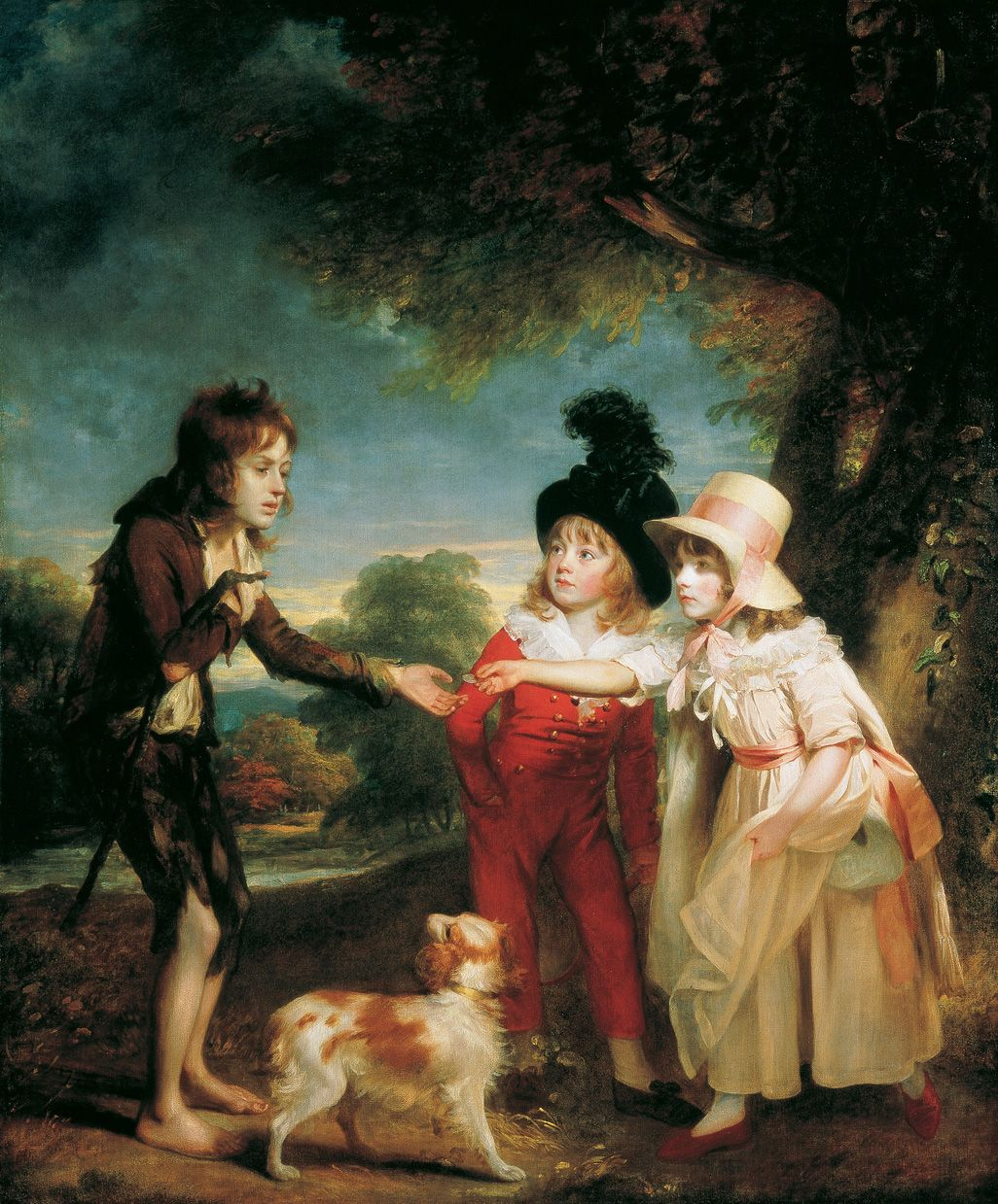 1793 Ford Children - Beechey