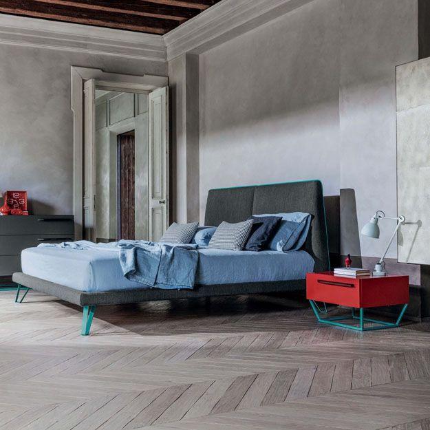 Bonaldo Amlet Bed Bedroom Pinterest Modern living, Ranges and