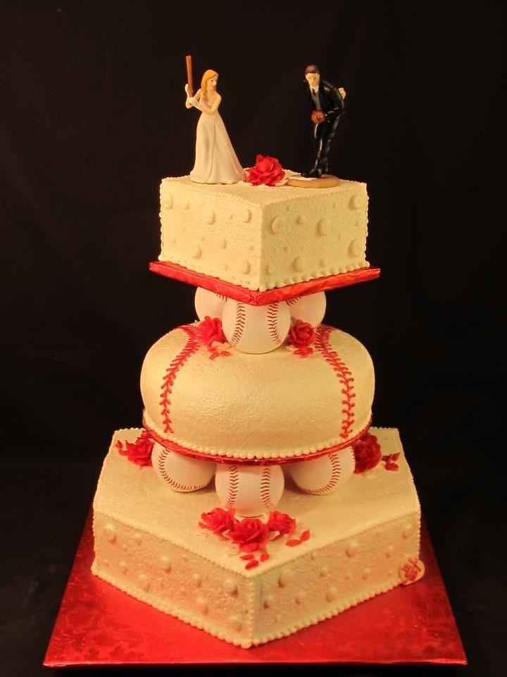 Béisbol <3 | quinceañero | Pinterest | Wedding cake, Wedding and ...
