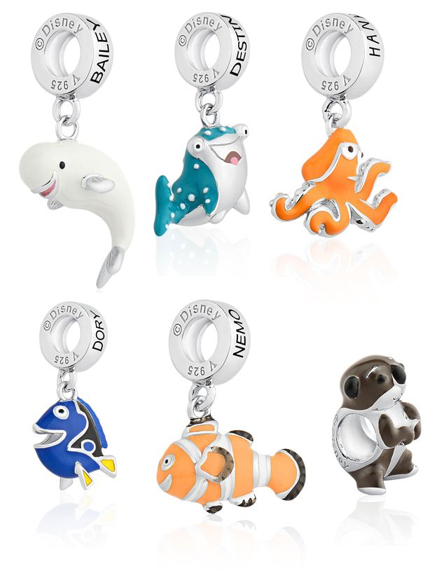 fef31617d3a7 Pingentes Disney: Procurando Dory (e Nemo)! | disney | Pingentes da ...