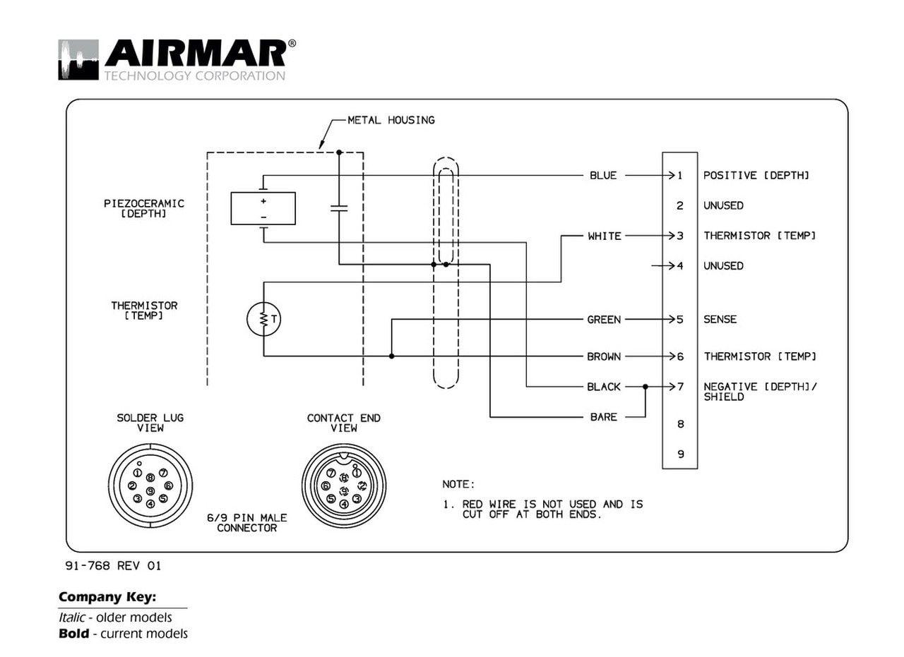 Garmin Transducer Wiring Diagram In 2020 Transducer Wire Instruction