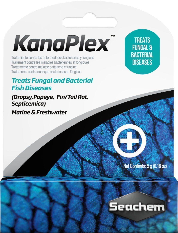 12.95 Seachem Kanaplex Fungal & Bacterial Fish Disease