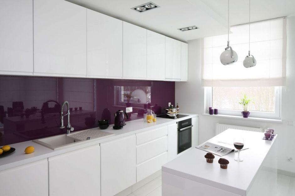 Znalezione Obrazy Dla Zapytania Zabudowa Kuchenna Do Sufitu Kitchen Interior Home