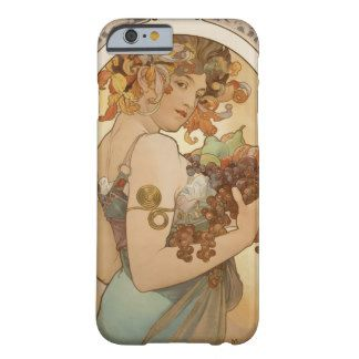 Best Cool Cute Girl in Famous Poster Barely There iPhone 6 Case
