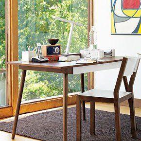 Pratt Desk From West Elm Minimalist Home Apartment Interior Design Home Decor