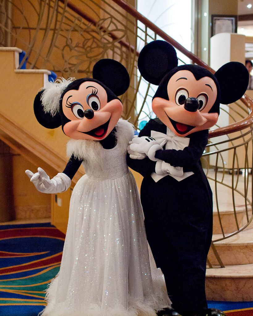 Mickey and Minnie Formal