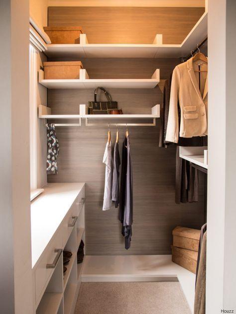 Realizzare la cabina armadio perfetta? 6 idee firmate