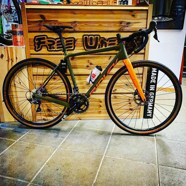 Ridley Kanzo Adventure Carbon Hot Stuff Free Wheels Shop
