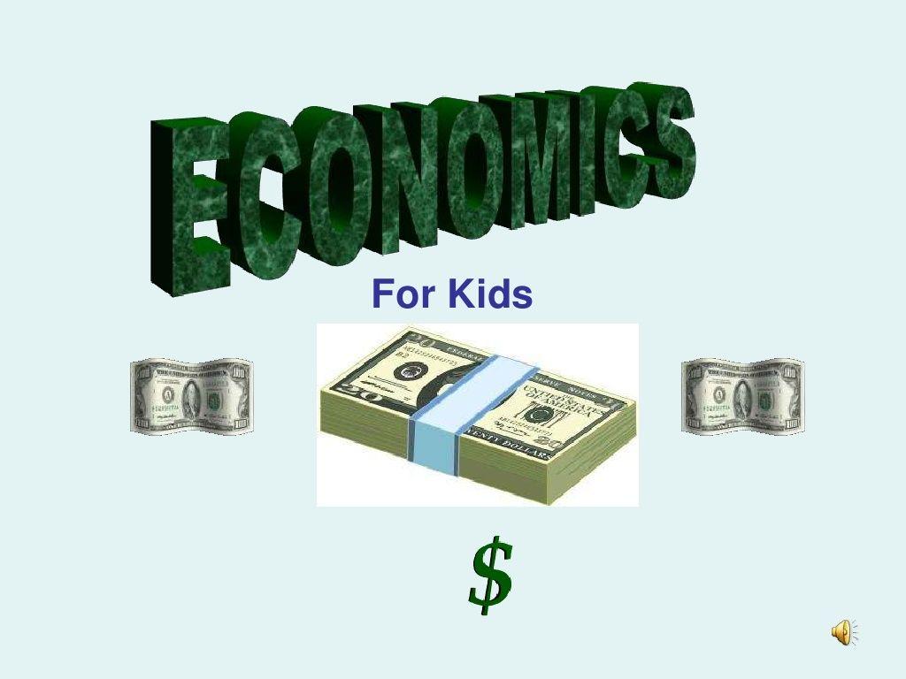 Elementary Economics 3 By Juselig Via Slideshare