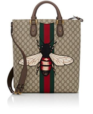 419b46b05 GUCCI Animalier Gg Supreme Tote. #gucci #bags #canvas #tote #stone  #shoulder bags #suede #hand bags # | Gucci Men | Mens tote bag, Gucci, Gucci  men