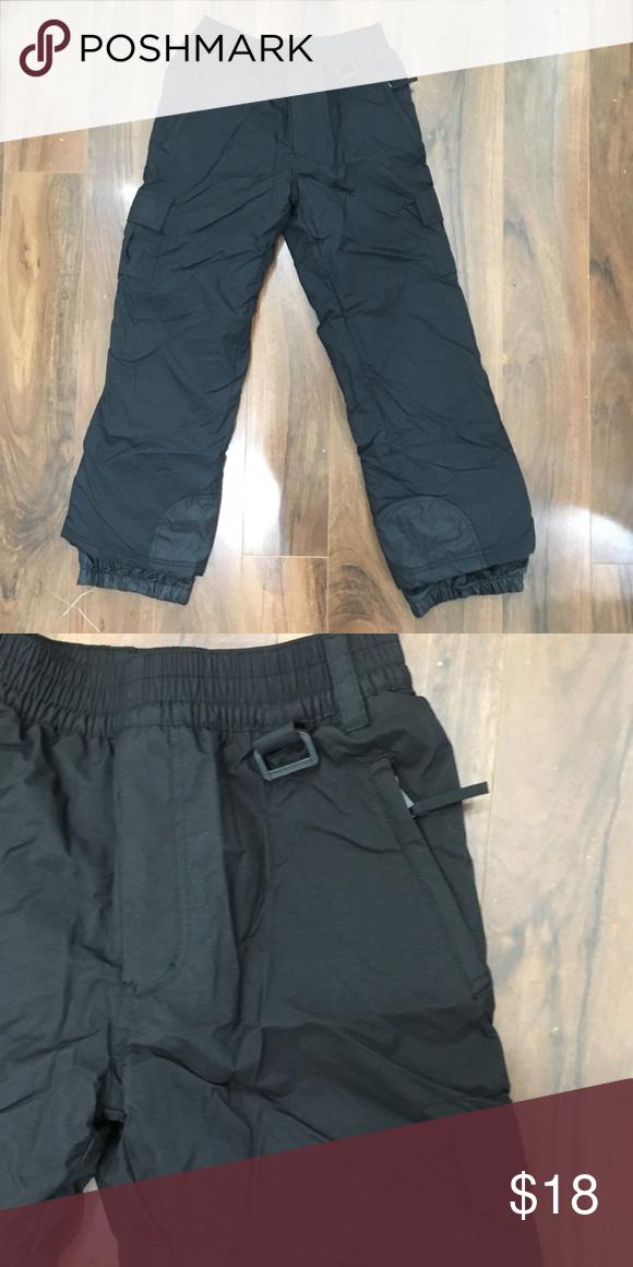 c23c8109a Snow Pants Sport Essentials size unisex kids size 12 snow pants ...