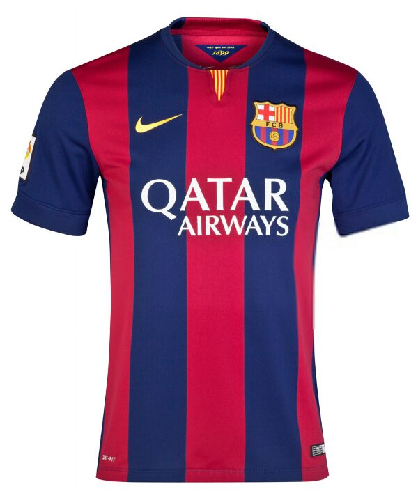 9cf3c86b942b1 Barcelona 2014 2015 Home Jersey You will enjoy 5% discount once your order  is over  80. And free shipping is available once your order is over  99.