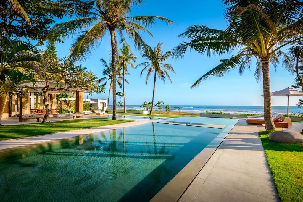 Tabanan Beachfront Villa For Sale Bali di 2020 Bali, Hotel