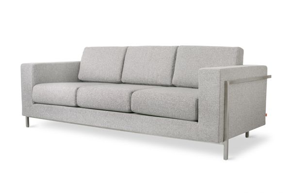 Gus Modern The Davenport Sofa Incorporates A Timeless