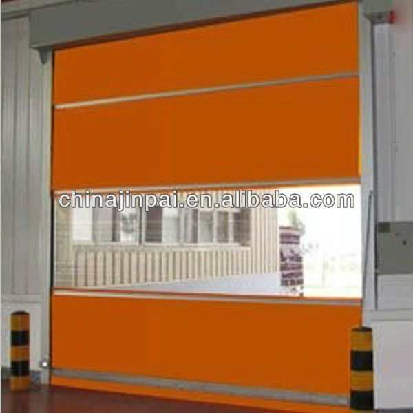 Industrial Pvc Automatic Roller Shutter 1500 3000 Roller
