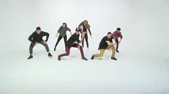 coreografia de party animal - YouTube