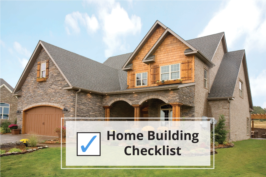 Check Out This Home Building Checklist For A Comprehensive Guide On How To Build New Custom