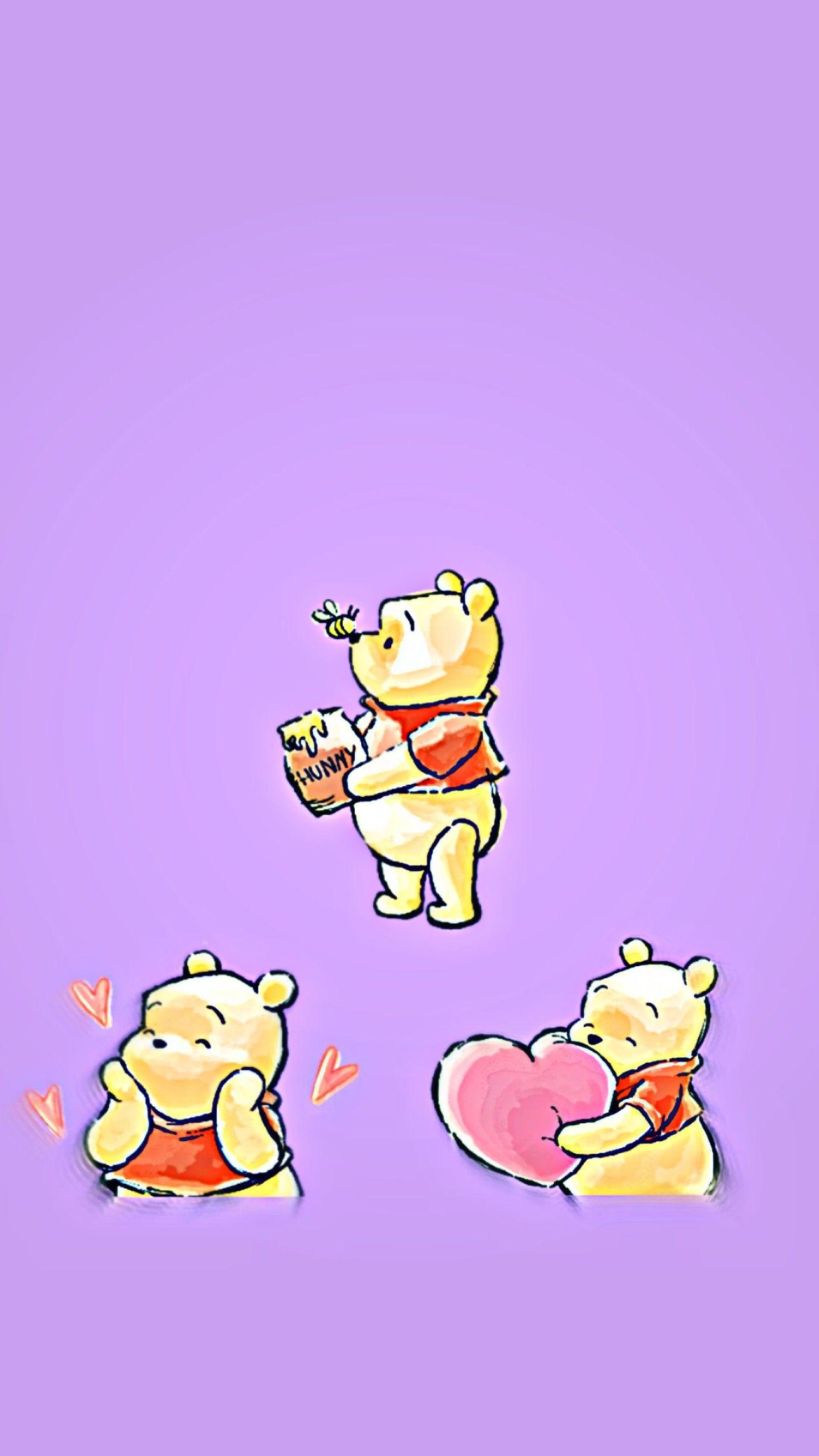 Winnie The Pooh Wallpaper Cute Winnie The Pooh Cute Cartoon Wallpapers Pooh