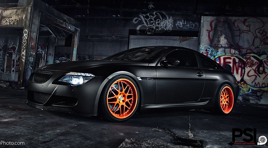 Bmw M6 E63 By Precision Sport Industries Autonews Cars Tuning