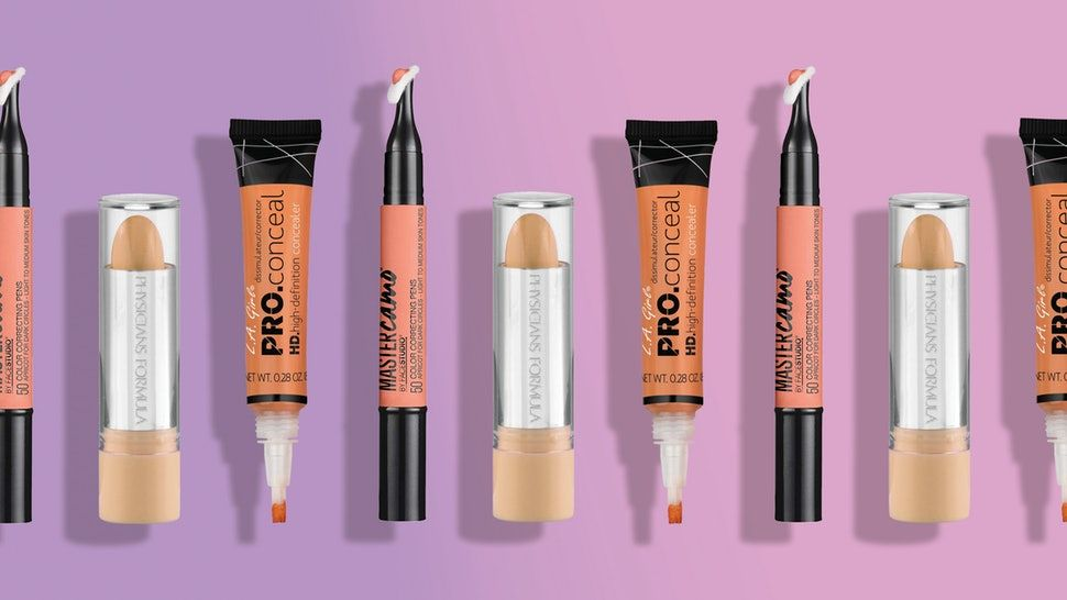 These Color Correctors Are The Secret To Hiding Under-Eye Circles — & They're Under $10
