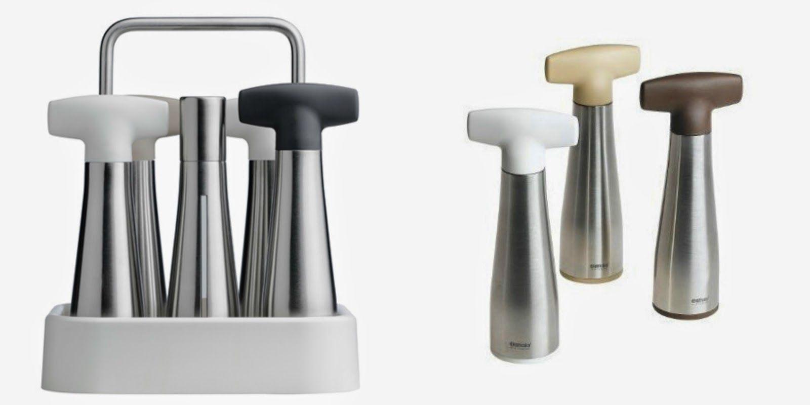 Collective Tools   designed by Antonio Citterio & Glen Oliver Löw. Iittala
