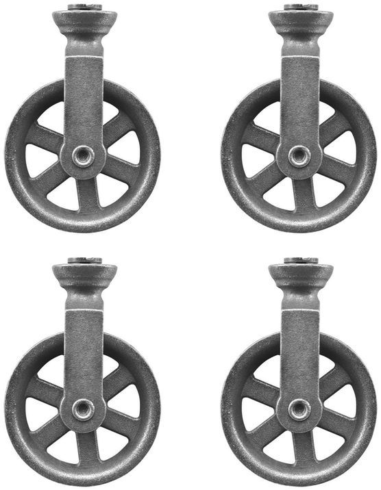 Tim Holtz Idea-Ology Metal Pulley Wheels | hobby | Pulley