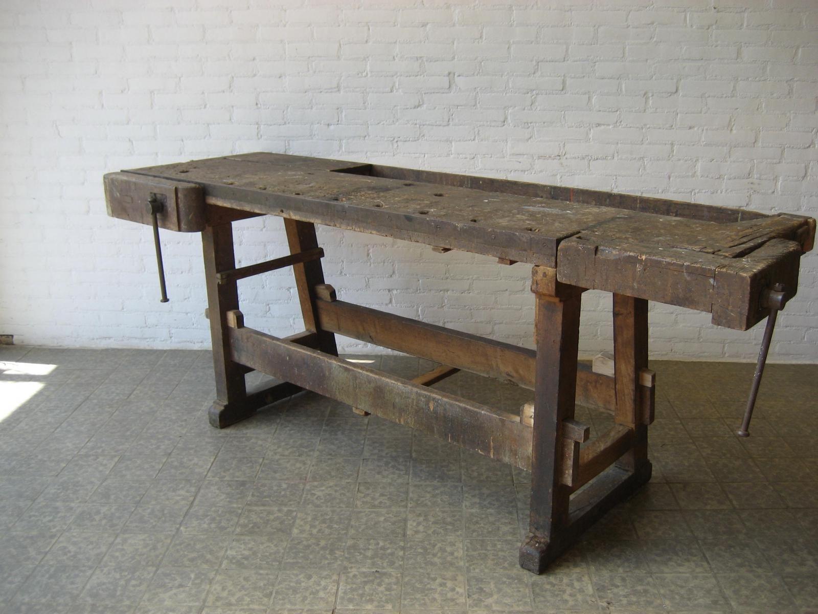Ulmia Ott Woodworking Bench For Sale 1700mm Ulmia