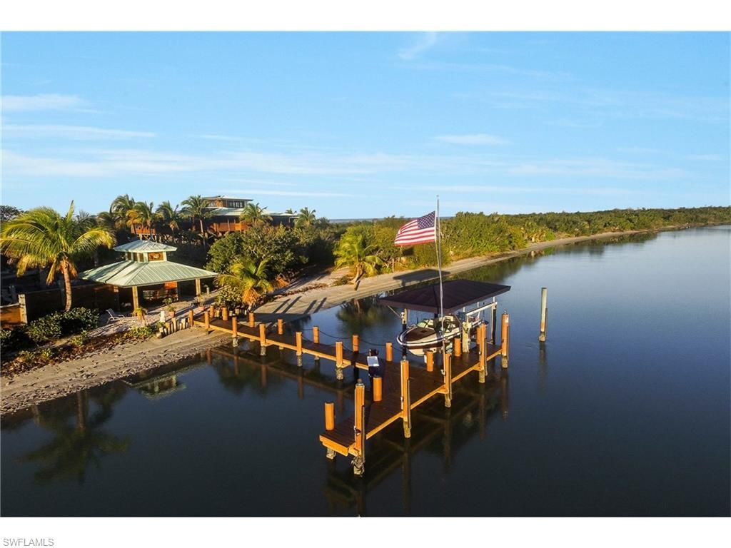 Vice President Joe Biden's family retreat is up for sale in Naples, Florida at $5 Million. Boat or helicopter access only! #realestate