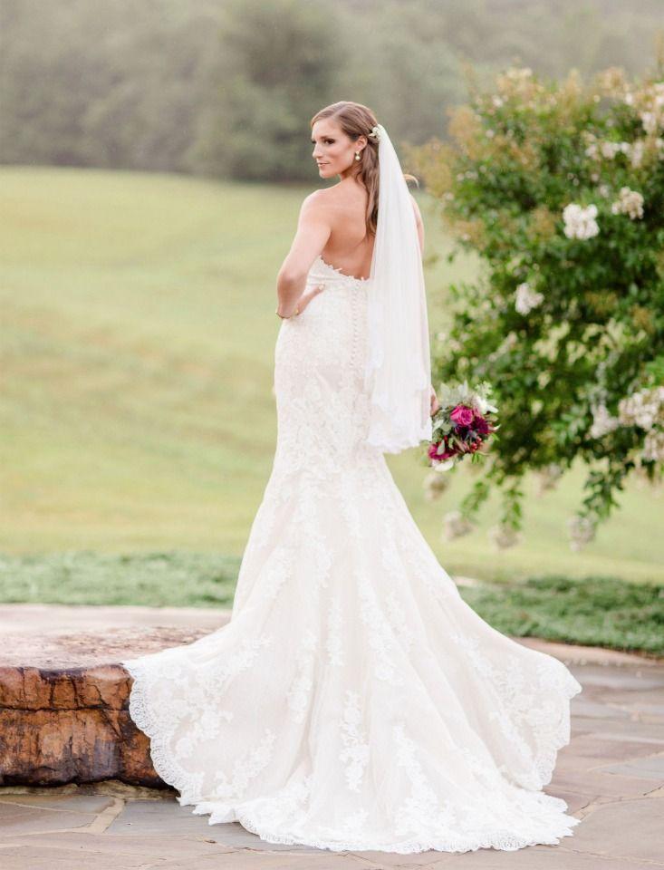 Wedding Dresses: Illustration Description Get a Pronovias gown at a ...