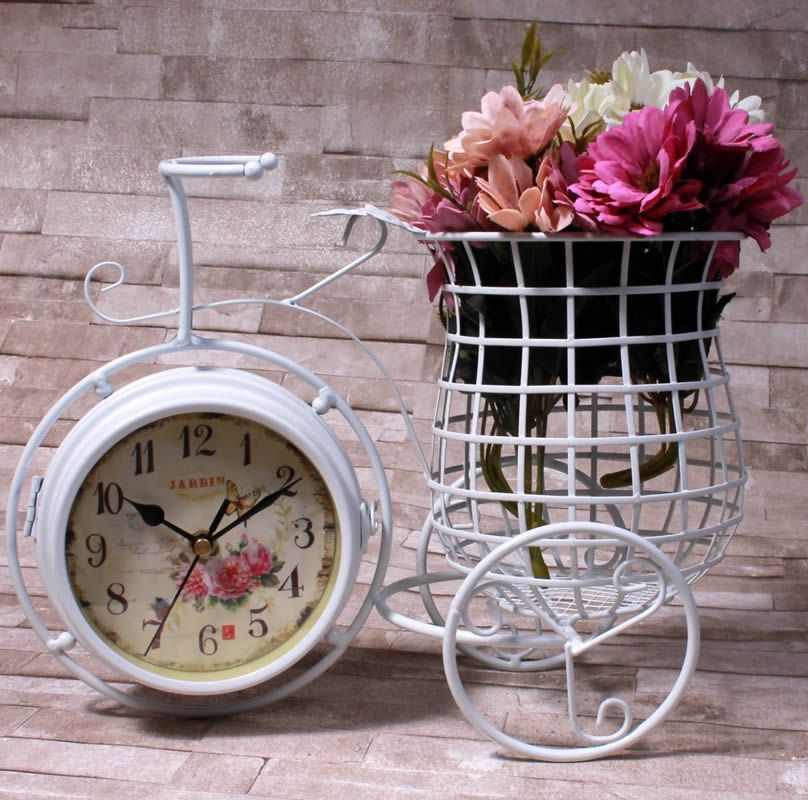 Marvelous Decorative Table Clock Examples In 17 Photos