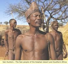 facts about the san people