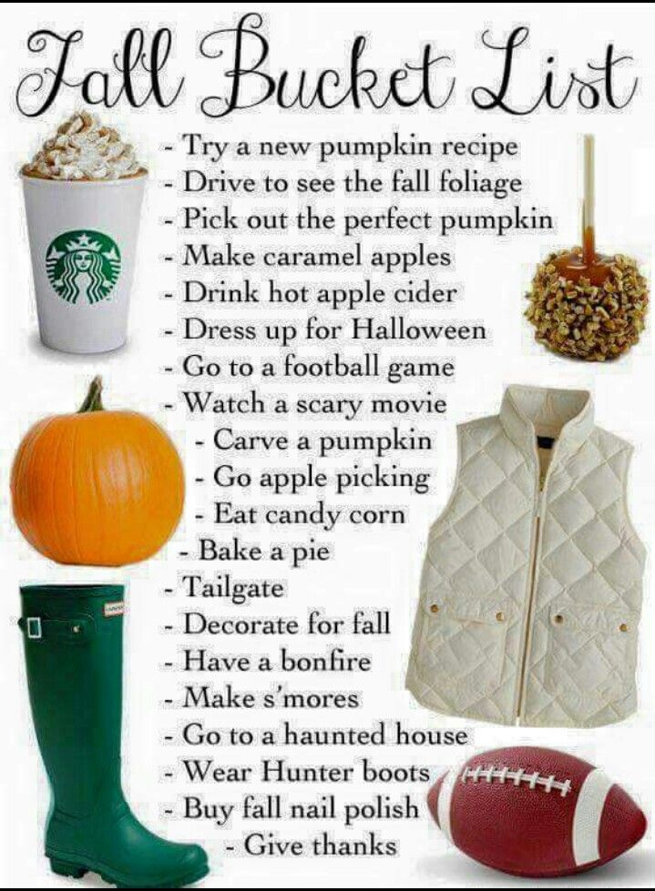 I cant wait for fall 😀
