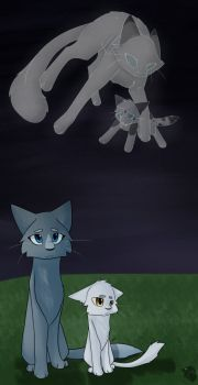 Watch Over My Child Sister By Endlessscreaming Warrior Cats Cats Animals Pets