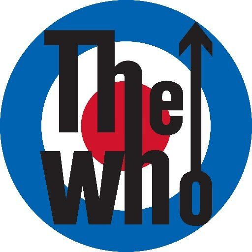 The Who Logo I Can See For Miles Classic Rock Albums Rock Band Logos Band Logos