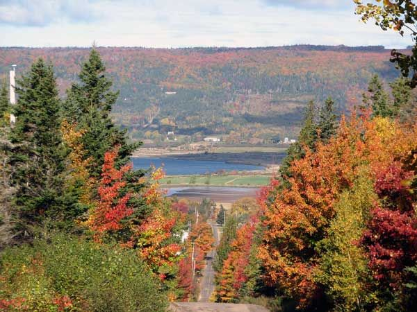 Beautiful Fall Colors in the Annapolis Valley | Nova ...