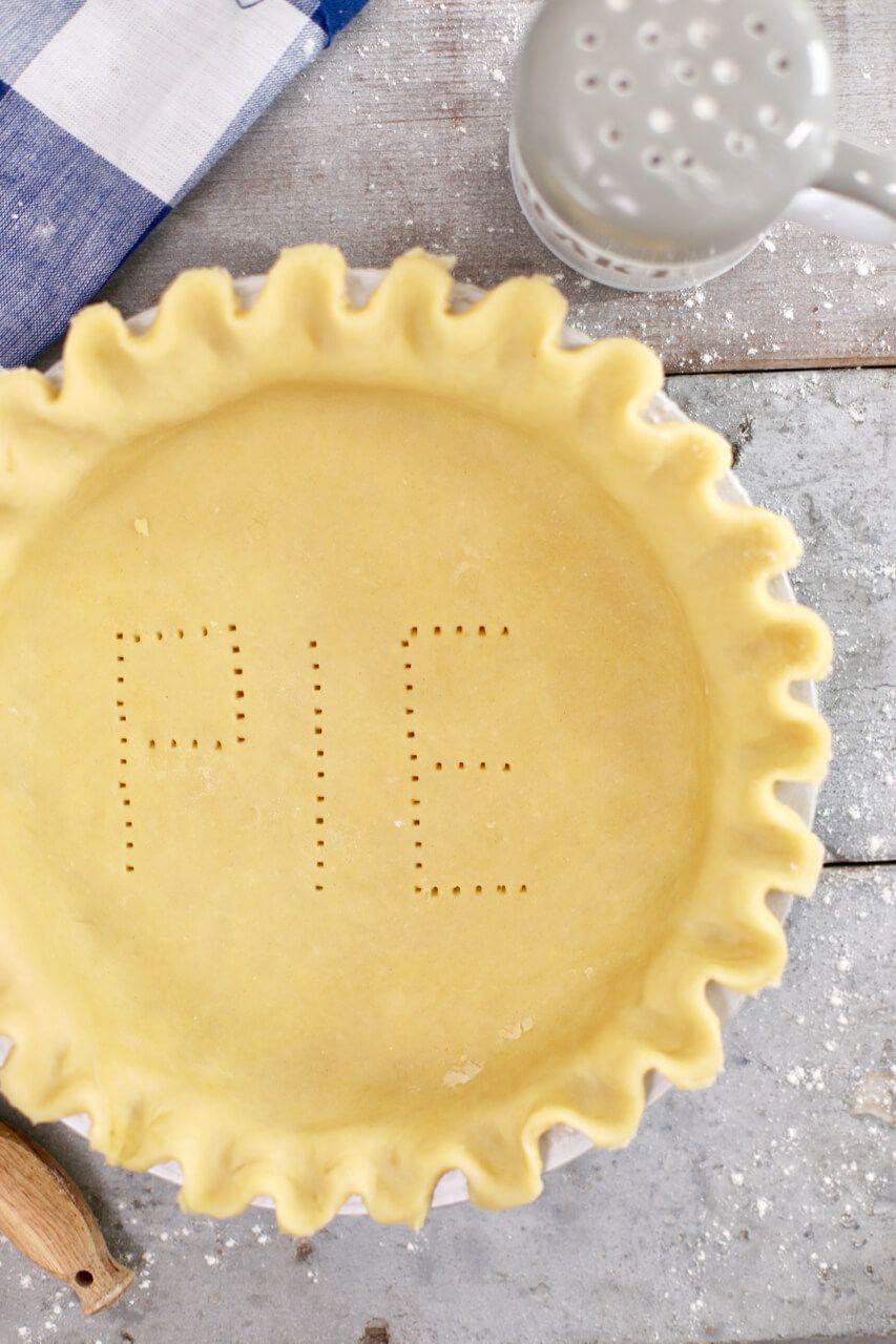 How to Make Pie Crust - Gemma's Bigger Bolder Baking