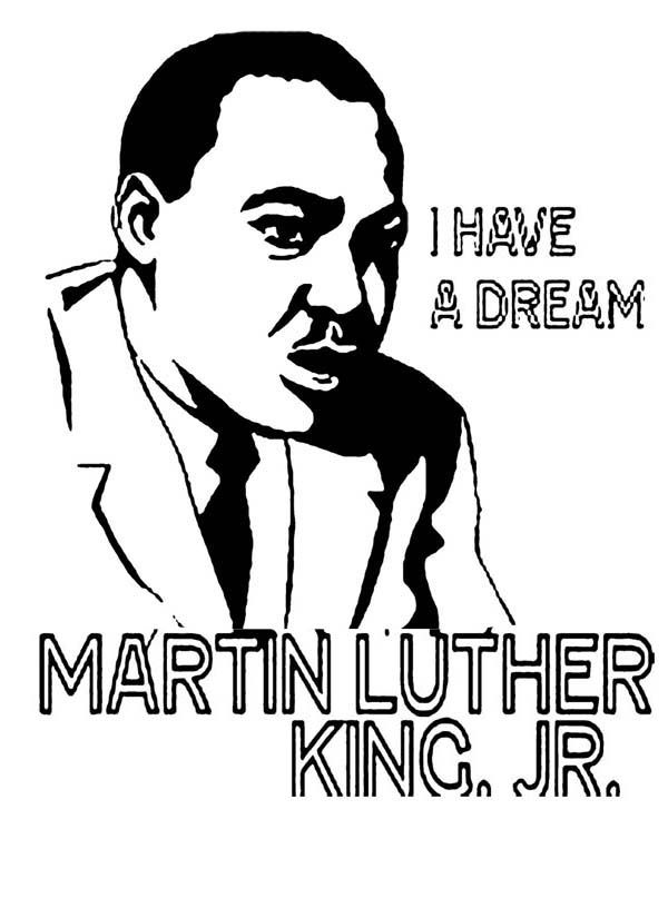 martin luther king coloring pages | valentines coloring for my 3 yr ...