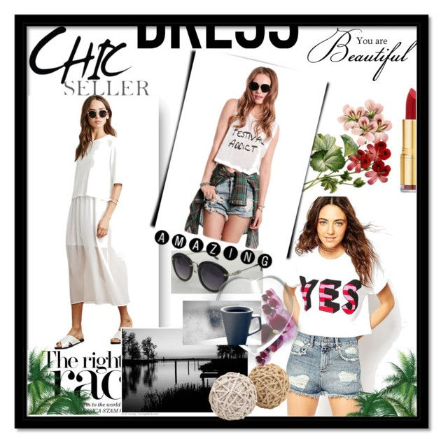 """""""walktrendy"""" by walktrendy on Polyvore featuring Isaac Mizrahi and Chrome Hearts"""