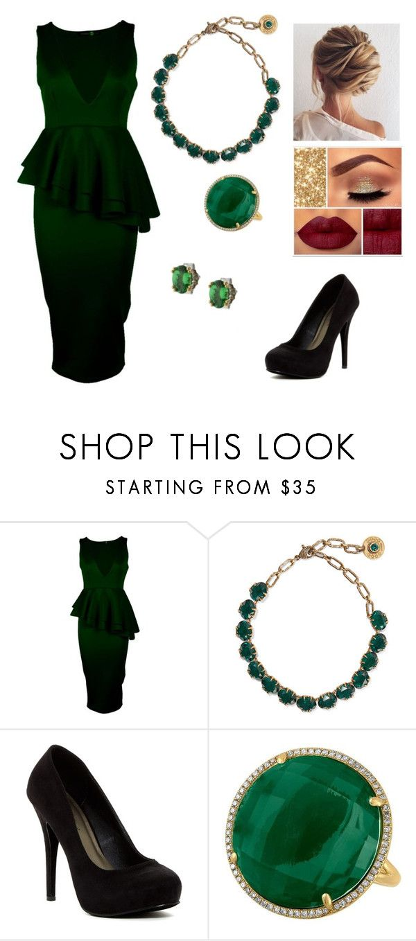 """Без названия #587"" by doll1220 ❤ liked on Polyvore featuring Boohoo, Gucci and Michael Antonio"
