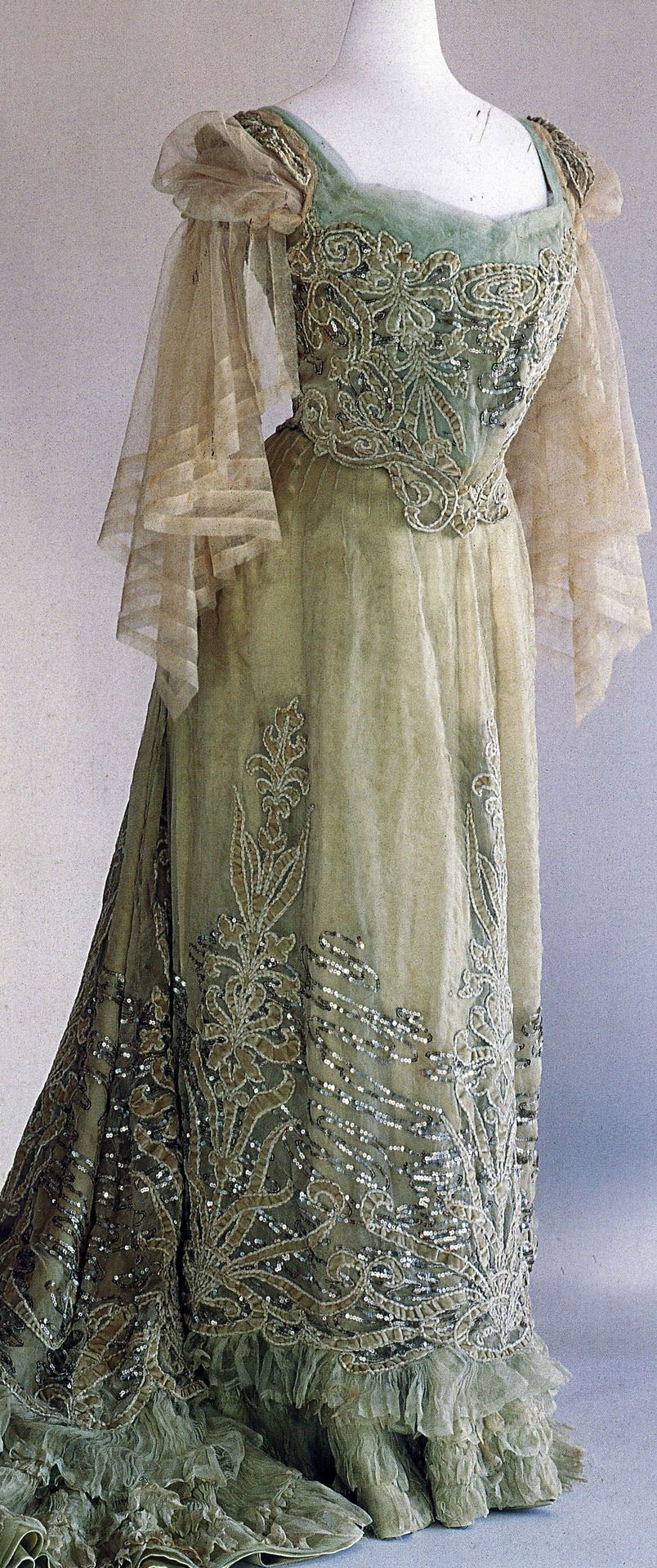 charles frederick worth | Tumblr ~ Beautiful Unique Ball Gowns ...