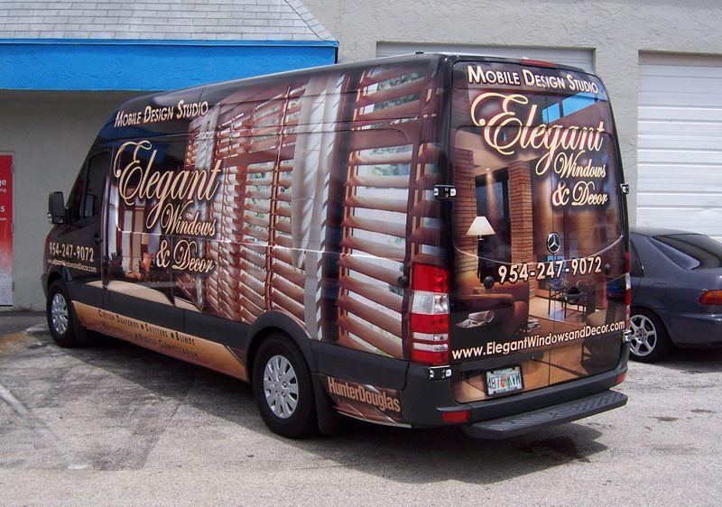 Mercedes Sprinter Van Vinyl Vehicle Wrap Pompano Beach Florida For Elegant Windows Http Www Carwrapsolu Sprinter Van Mercedes Sprinter Pompano Beach Florida