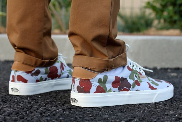 VANS ERA 59 CA  CAMO SUITING   c39a9b82829d