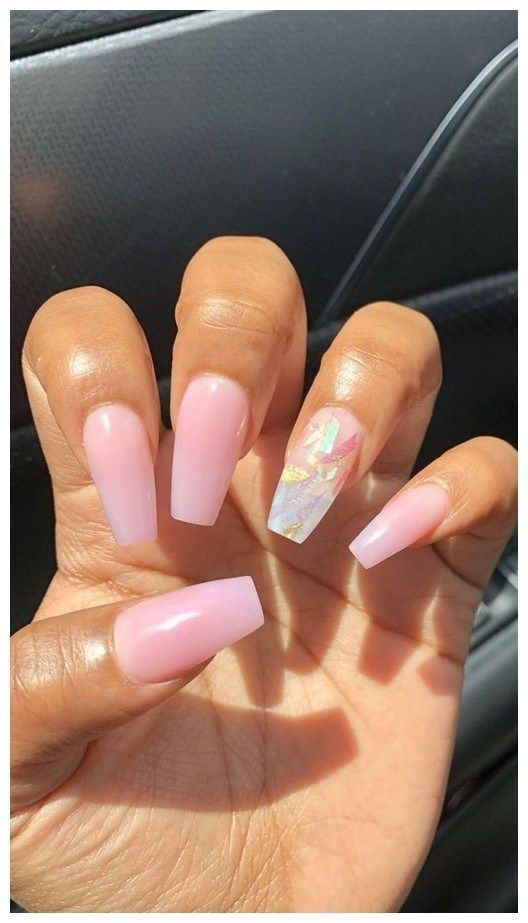 31 pretty & easy gel nail designs to copy in 2019 00038   Armaweb07 com is part of nails - nails