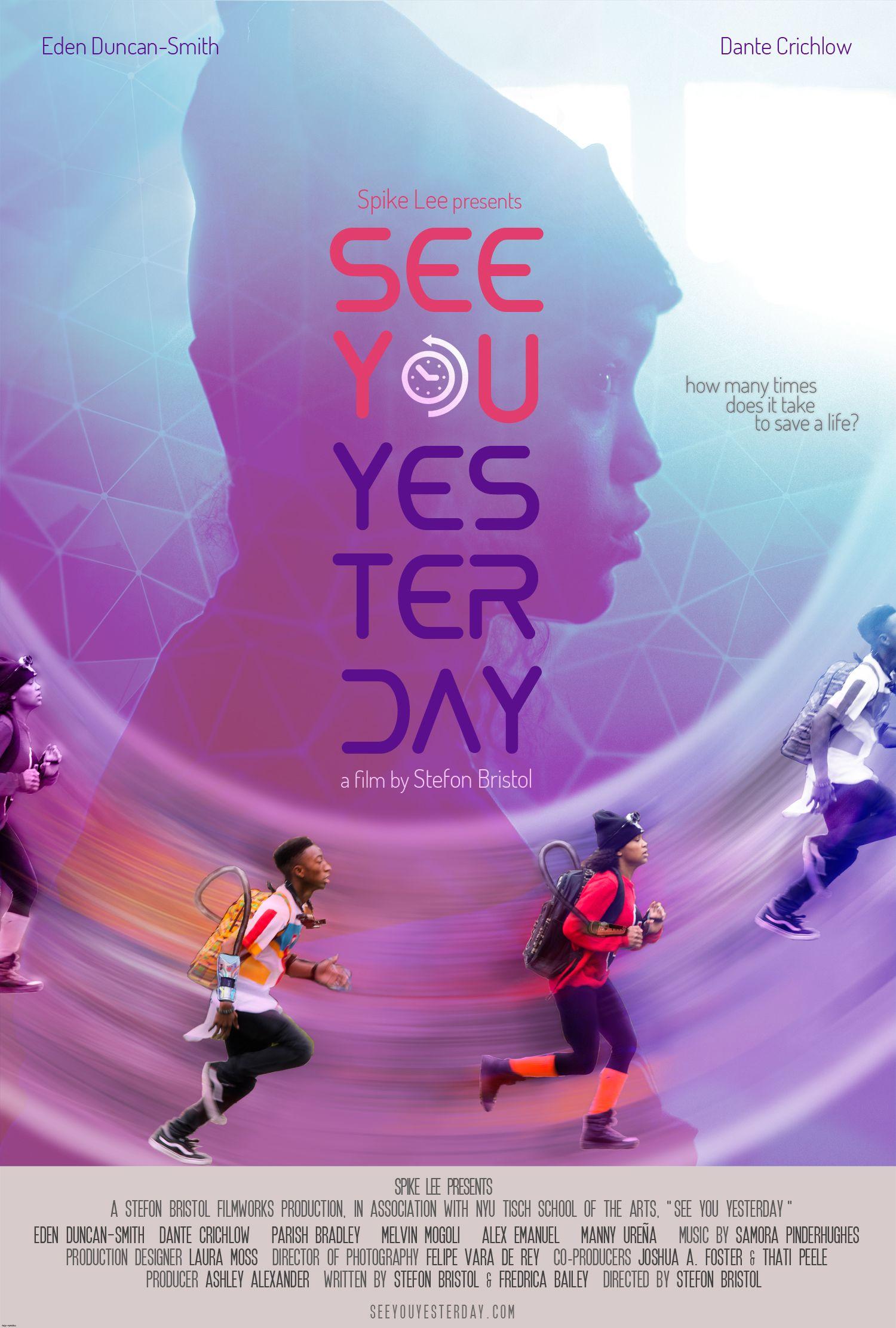 see you yesterday Sök på Google Yesterday movie